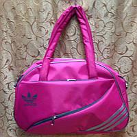 Сумка спортивная adidas  только ОПТ (1 цветов)/спорт сумки /Женская спортивная сумка, фото 1