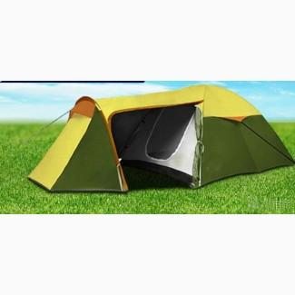 Палатка, двух, слойная,трёх, четырех, 3, 4, местная, с тамбуром, намет, туристическая, рыбацкая, просторная