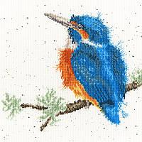 Набор для вышивания Bothy Threads XHD23 King Of The River Cross Stitch Kit