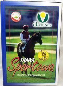 Трава газонна Спортивна 900г (AgroNas)