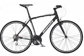 Велосипед Bianchi велосипед Camaleonte 1 Acera V-Brake