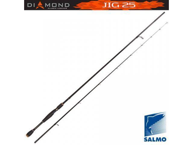 Спиннинг Salmo Diamond JIG 25 (5512-248)