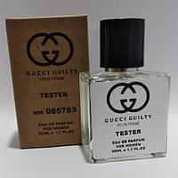 Женская парфюмированная вода Gucci Guilty (Гучи Гилти) 50 мл тестер tester