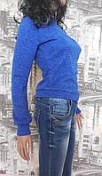 Пуловер из ангоры-софт
