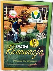 Трава газонна Відновлююча 900г (Agronas)