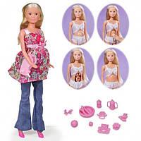 Кукла Барби Штеффи беременна Simba 5734000