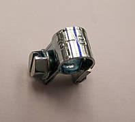 Хомут металлический винтовой 6-8 мм. (Китай)