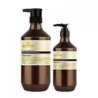 Шампунь для сухих и поврежденных волос с экстрактом бессмертника (400 мл)