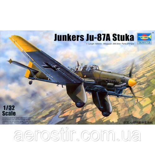Junkers Ju 87A 1/32 Trumpeter 03213