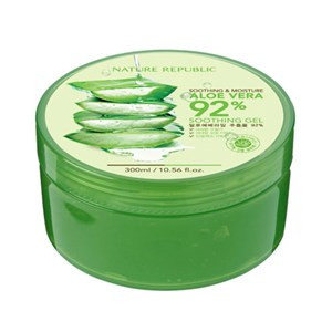 Nature Republic Soothing & Moisture Aloe Vera 92% Soothing Gel Универсальный гель