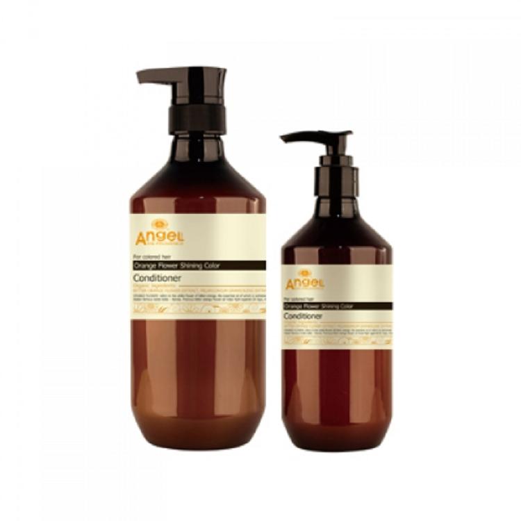 Кондиционер для окрашенных волос с экстрактом Цветов Апельсина (400 мл)