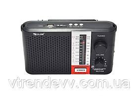 Радиоприёмник портативный GOLON RX-F12UR