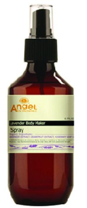 Спрей для восстановления структуры волос с лавандой 200 ml