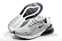 Мужские кроссовки в стиле Nike Air Max 270 Off-White x, Gray, фото 3