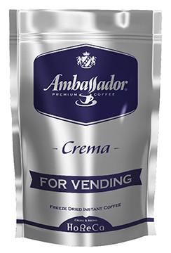 Кава розчинна Ambassador Crema 200г