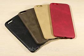 Кожаный чехол для iPhone 6 Plus / 6S Plus (4 Цвета)
