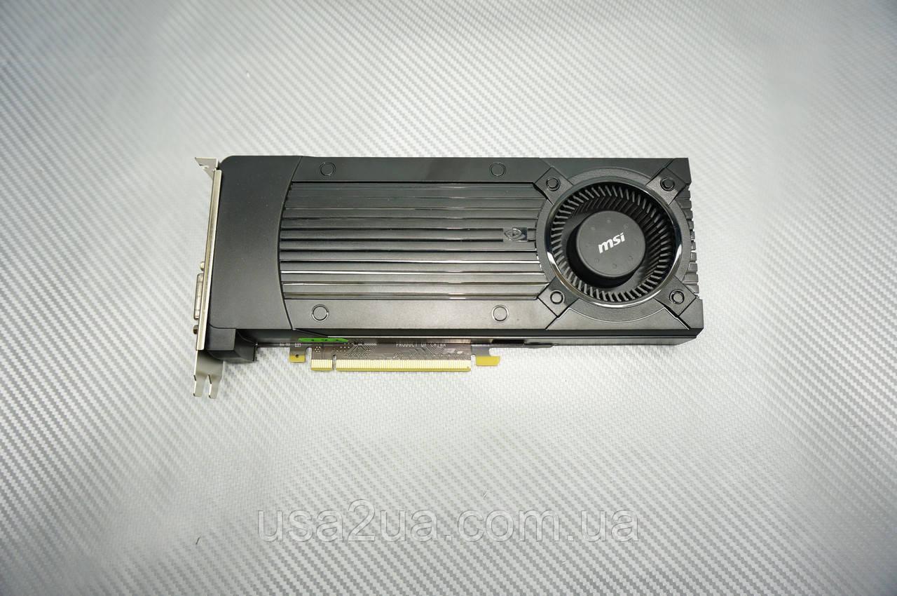 Видеокарта  MSI 960 2gb 128bit активное  охлаждение акция распродажа коедит