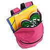 Рюкзак newfeel ABEONA 17 розовый, фото 5