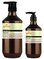 Шампунь для вьющихся волос с экстрактом розы 400 ml