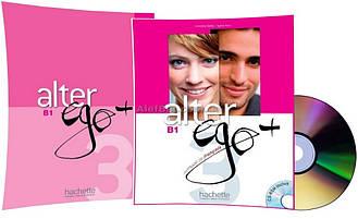 Французский язык / Alter Ego + / Livre+Cahier d'activités. Учебник+Тетрадь (комплект), 3 / Hachette
