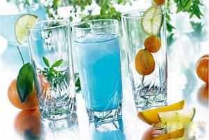 Набор высоких стаканов Luminarc Ascot 330мл 6шт. Н9813, фото 2