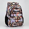 Школьный рюкзак в 1-4 класс Dolly 530 для девочки ортопедический 30х39х21 см