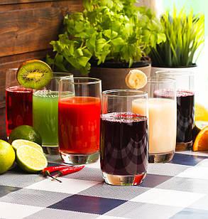 Набор высоких стаканов Luminarc Французский Ресторанчик 6 шт х 330 мл (H9369)  , фото 2