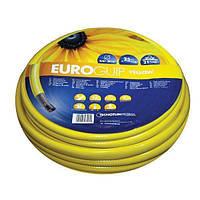 Шланг садовый Tecnotubi Euro Guip Yellow для полива 3/4, 30 метров