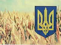 """Обложка на паспорт """"Патриотическая"""" - заготовка под вышивку бисером"""
