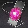 Декоративный магнит подхват для тюлей и штор № 68-104