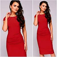 fcc100fd96f Красное платье футляр в Украине. Сравнить цены