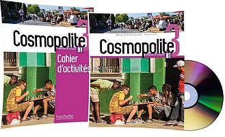 Французский язык / Cosmopolite / Livre+Cahier d'activités. Учебник+Тетрадь (комплект), 3 / Hachette