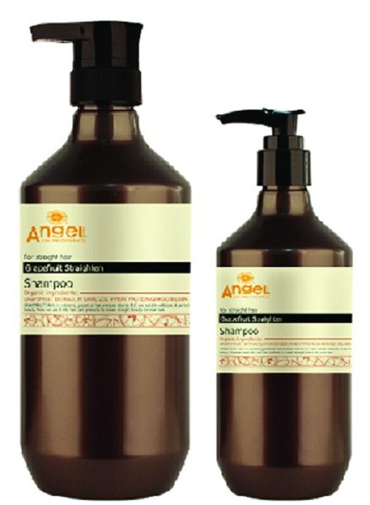 Шампунь для прямых волос с екстрактом грейпфрута 400 ml - Longnails в Харькове