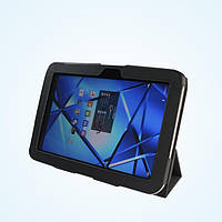 Черный чехол для Toshiba AT500 из синтетической кожи