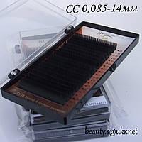 Ресницы  I-Beauty на ленте СC-0,085 14мм