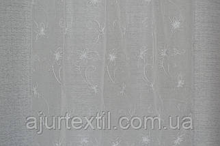 "Тюль кристалон ""Изумруд"" белый, фото 3"