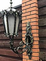 Светильник фасадный садово-парковый