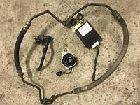 Система SSPS (изменение усилия руля) Chevrolet Lacetti