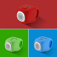 Электрический велозвонок RockBros -качественный,громкий,миниатюрный!