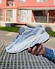 Мужские кроссовки Adidas Yeezy 700 White (в стиле Адидас ), фото 3