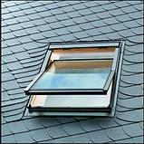 Мансардное окно Roto 74/140 деревянное R4, фото 4
