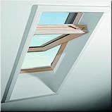 Мансардное окно Roto 74/140 деревянное R4, фото 5