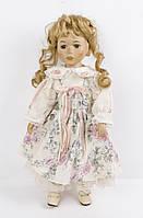 Коллекционная кукла, Германия, фарфор, 40 см 80-е