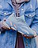 """Женские кроссовки Adidas Yeezy Boost 700 Inertia""""Blue"""" (в стиле Адидас ), фото 4"""
