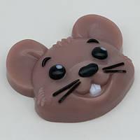 Пластиковая форма Мышь / Мультяшная голова