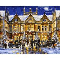 Картина по номерам Babylon VP1004 Выход в свет 40х50см бебилон картины Городской пейзаж, дома