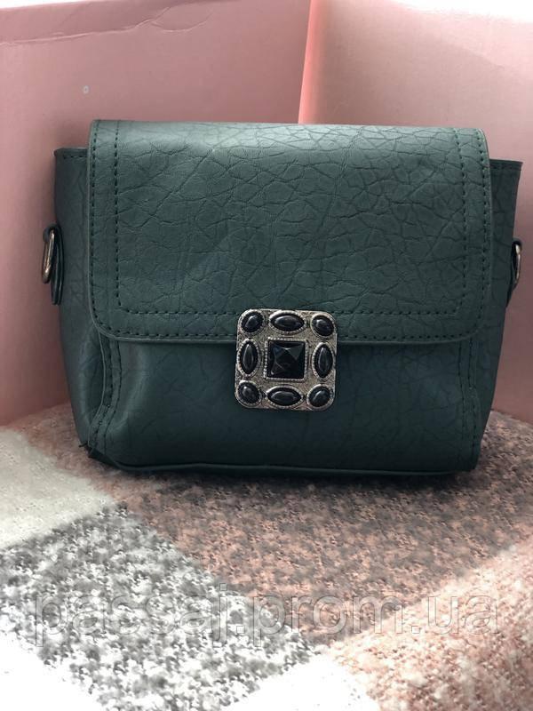 Маленькая зеленая сумка