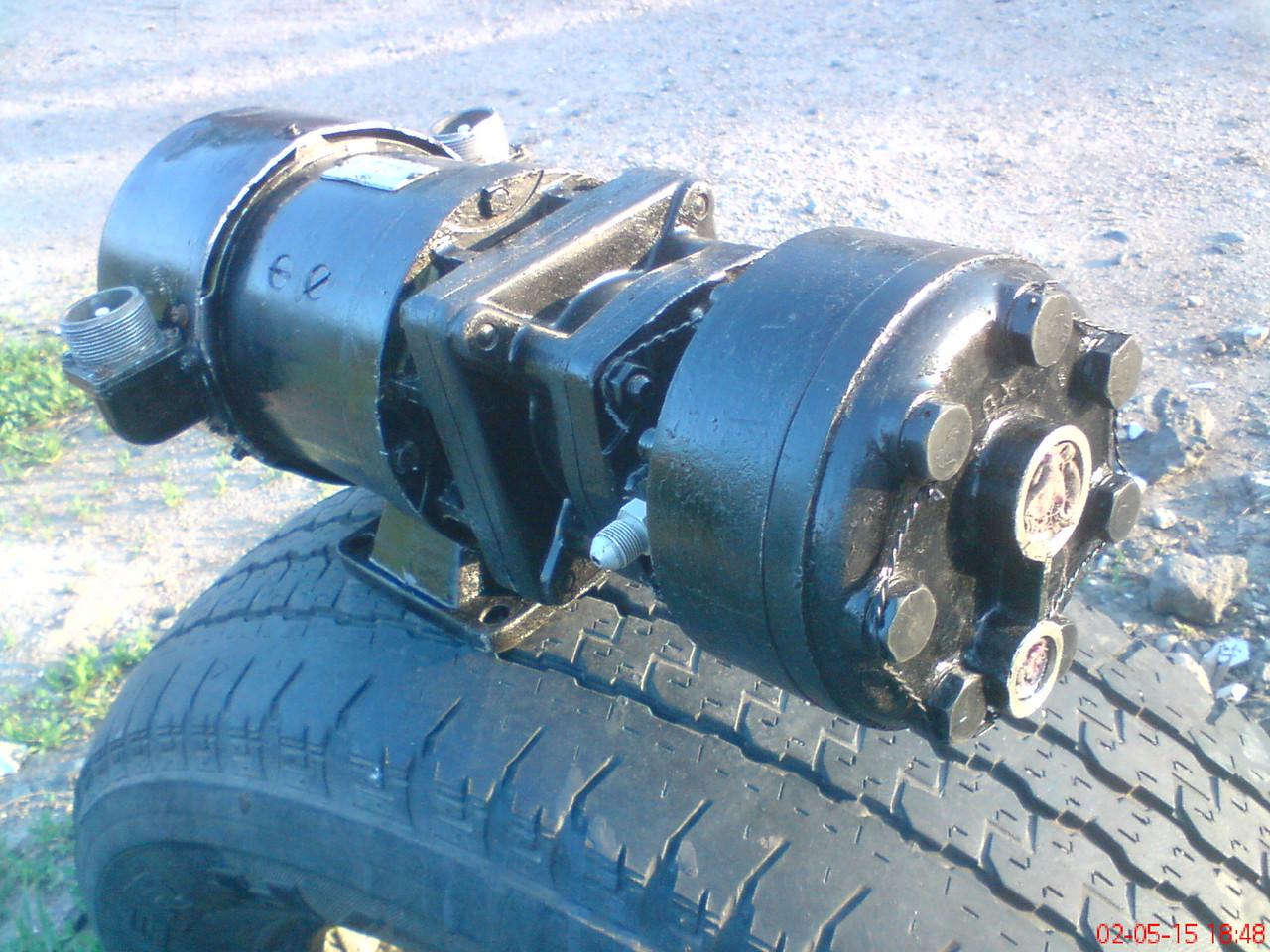 Продам насос 465МТВ с элдвигателем Д1500ТВ  - ЧП Ондин в Полтаве