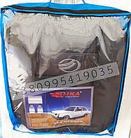 Авточехлы на ЗАЗ Славута COPER Nika модельный комплект темно серый
