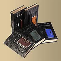 Книга кожаная Антология юридической мыли, 5 томов